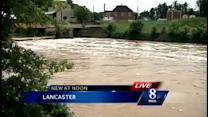 Boaters rescued from Conestoga River