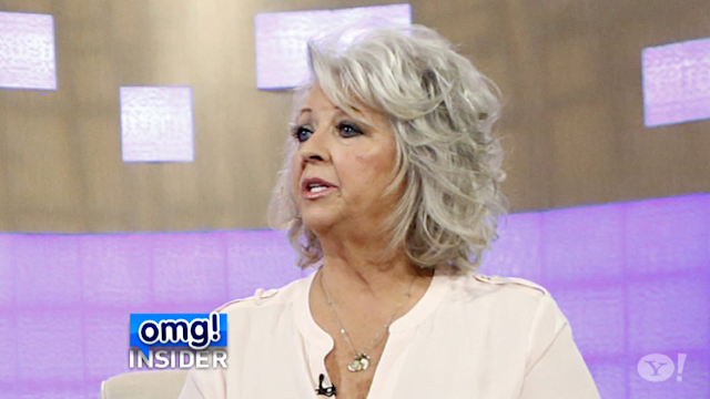 Paula Deen on 'Today': Pick Up That Stone and Throw It at Me