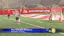 Fresno State holds women's lacrosse clinic