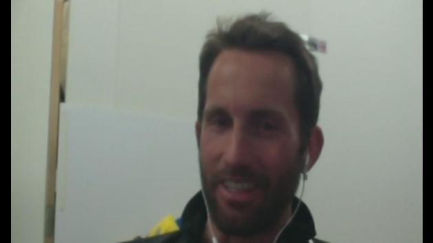 Sir Ben Ainslie leads America's Cup victory