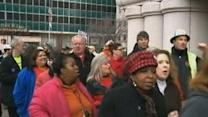 Mich. Right to Work Vote Sparks Protests
