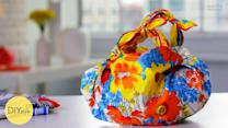 Knotted Handkerchief Purse