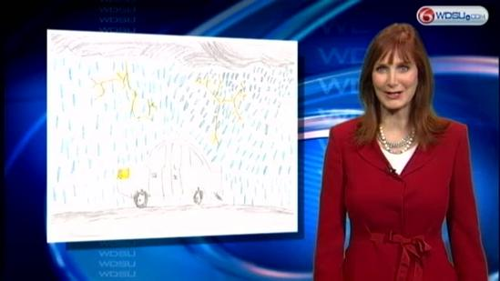 Margaret's Weather Picture for Feb. 18