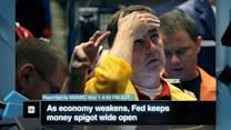 United States News - US Federal Reserve, NEW YORK, Barack Obama