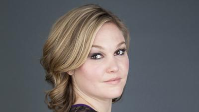Julia Stiles Is Red Hot in WIGS Series 'Blue'