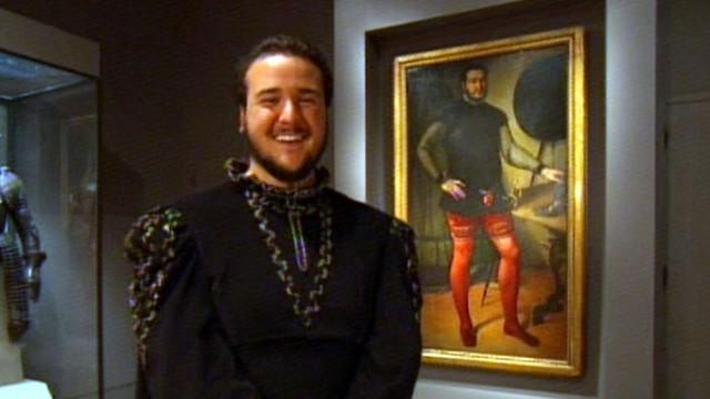 Man Discusses Finding Doppelganger in 16th Century Painting