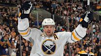 Could Thomas Vanek win the scoring title?