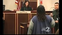 Raw Video: Catalina Ruffin-Sinclair sentenced to jail
