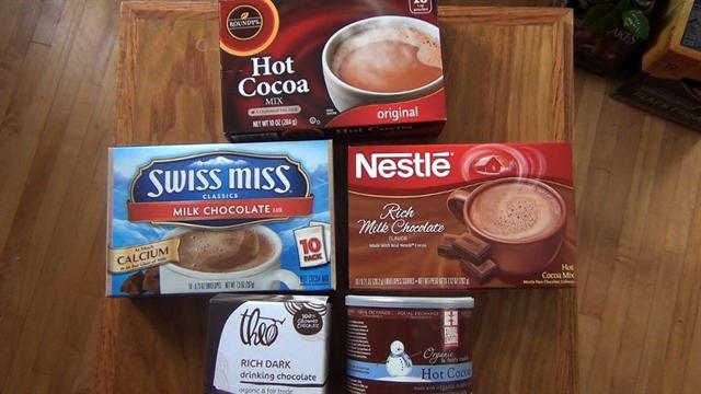 5-in-3: Hot Cocoa Mixes