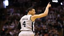 Danny Green appears in viral ad
