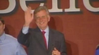 40/29 Talks Politics With Newly Re-Elected Governor Beebe