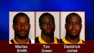 2 Arrested, 1 Sought In Shooting That Injured 3 USM Players