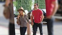 Hot New Couple Kaley Cuoco and Henry Cavill Hold Hands in LA