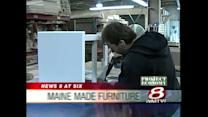 Special Reports: Custom-made furniture from Maine