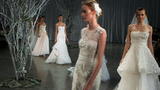 It's a Fairy-Tale Wedding at Monique Lhuillier's Spring '13 Bridal