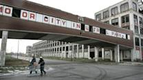 $100 million in federal aid for Detroit
