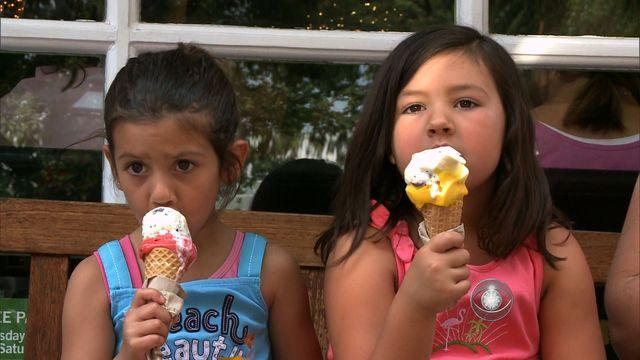 Almanac: Ice cream cone