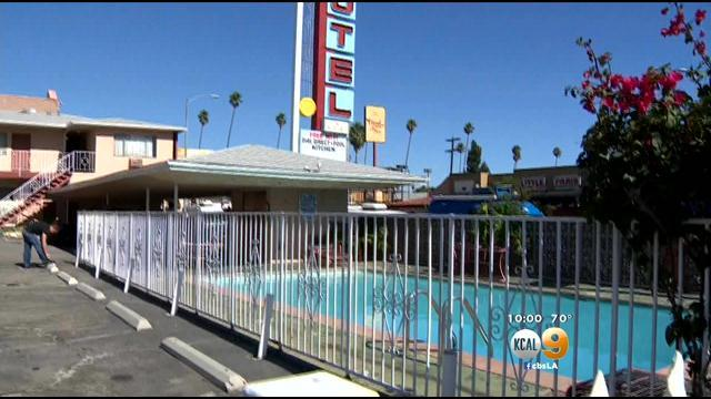 Mother, 2 Children Remain Critical After Being Pulled From Pool At Hollywood Motel