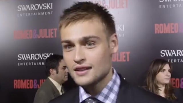Douglas Booth Talks Romeo and Juliet!