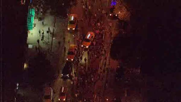 Protesters march after Zimmerman verdict