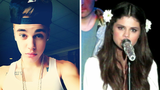 "Video: Is Selena Gomez singing ""Cry Me a River"" to Justin Bieber?"