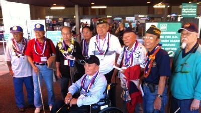 Congressional Gold Medal Ceremony Honors Nisei Veterans