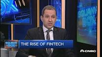 'Seeing many imbalances in fintech'