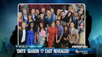 'Dancing With the Stars' Season 17 Cast Announced
