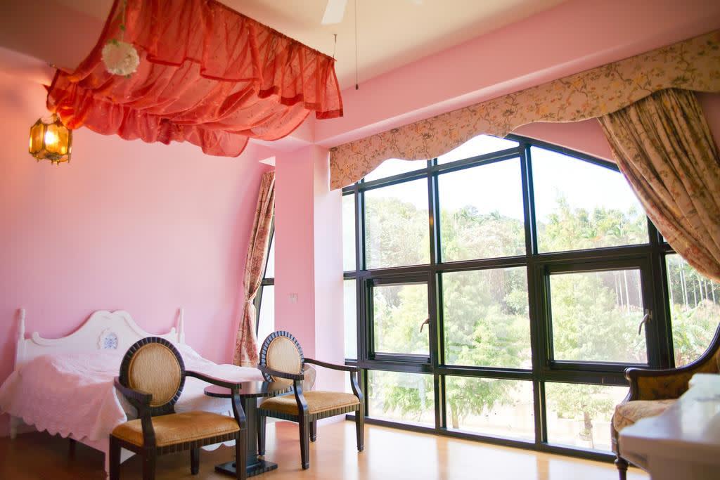 慕哲哈比屋。(圖片來源/booking.com)