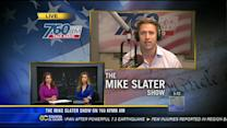 760's Mike Slater on News 8: Warrior Foundation Radiothon