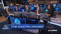 Who are the 401(k) millionaires?