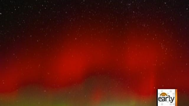 Rare Northern lights visible in Southern U.S.