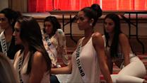 Pageant Contestants React to Trump Comments