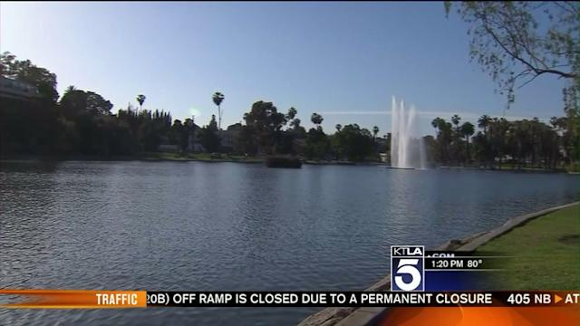 Echo Park Lake Reopening Planned for June 15