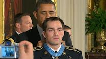 Medal of Honor Recipient Clint Romesha Humbled by Award