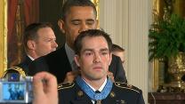 Medal of Honor Recipient Clint Romesha Humbled by Award