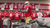 Stores dedicated to 49ers gear open in the Bay Area