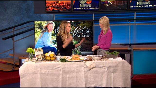 Haylie Duff Talks About 'The Real Girl's Kitchen'