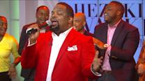 Gospel Artist Bishop Hezekiah Walker Performs Live
