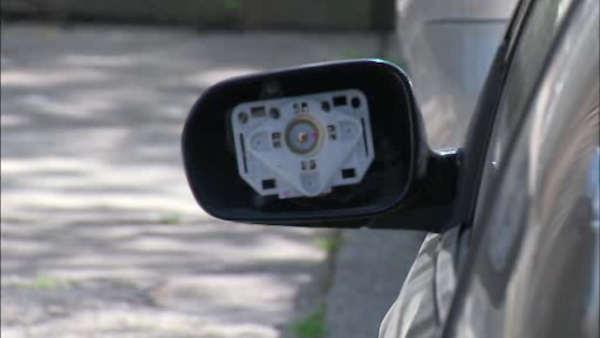 Thieves targeting side-view mirrors in Queens