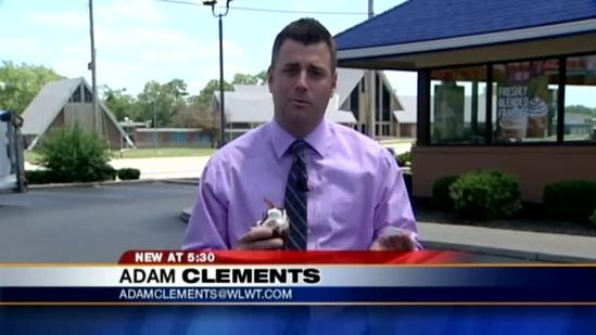 Adam Clements meets the bacon sundae