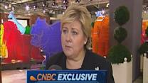 Working to diversify from oil: Norway PM