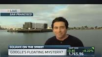 Google's mystery on the bay