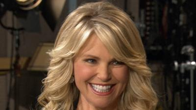 Christie Brinkley Can't Stop Smiling