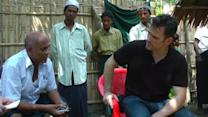 Matt Dillon shines spotlight on Myanmar's Rohingya Muslims