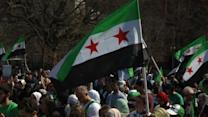 "Syrian in D.C.: ""Nobody thought it would last that long"""