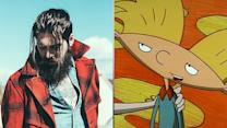 The Guy Who Voiced Arnold on Hey Arnold! Is Hot as Fire