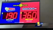 Powerball fever hits Maryland