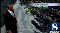 Check out your Saturday evening KSBW Weather Forecast 06 08 13
