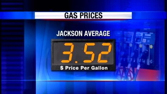 Gas prices hurting businesses
